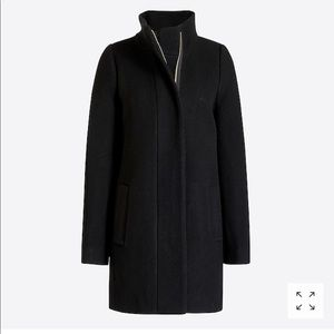J Crew cocoon coat